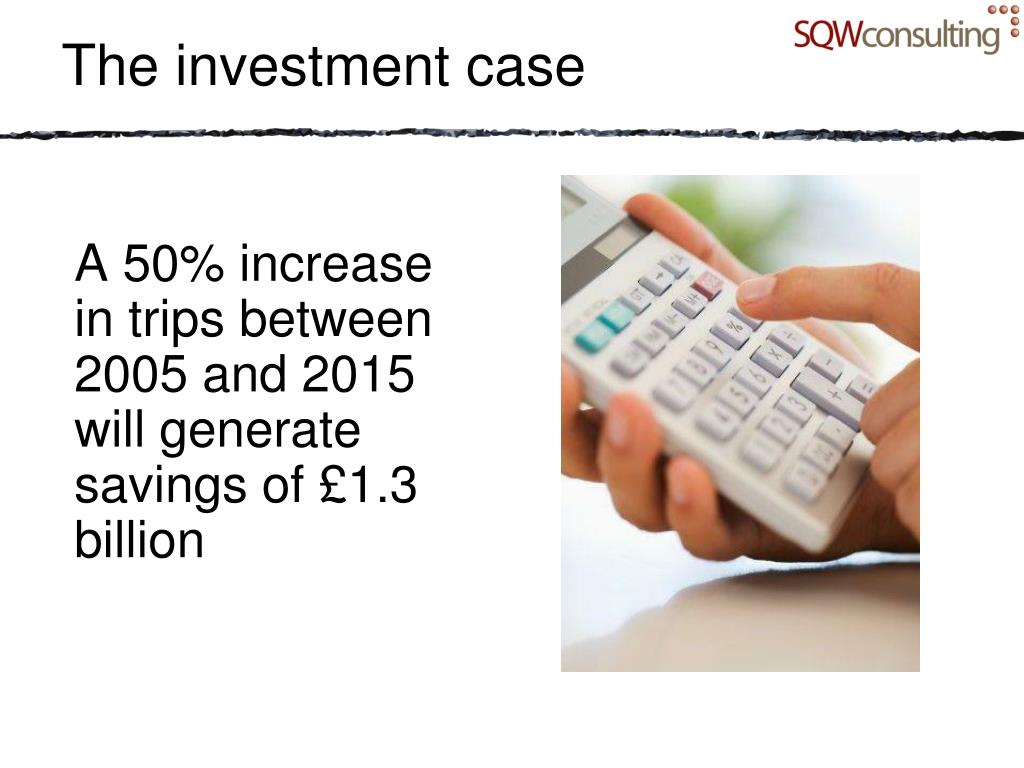 The investment case