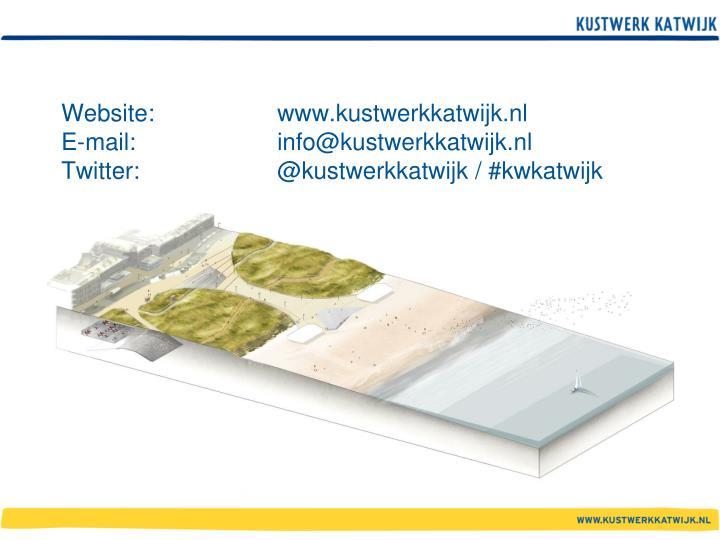 Website: www.kustwerkkatwijk.nl