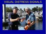 visual distress signals15