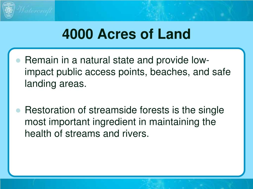 4000 Acres of Land