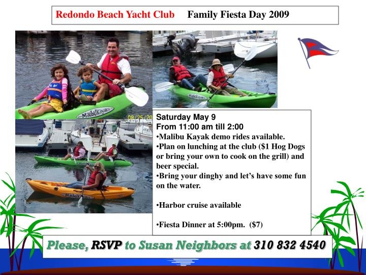 Redondo Beach Yacht Club