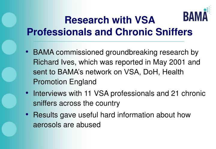 Research with VSA