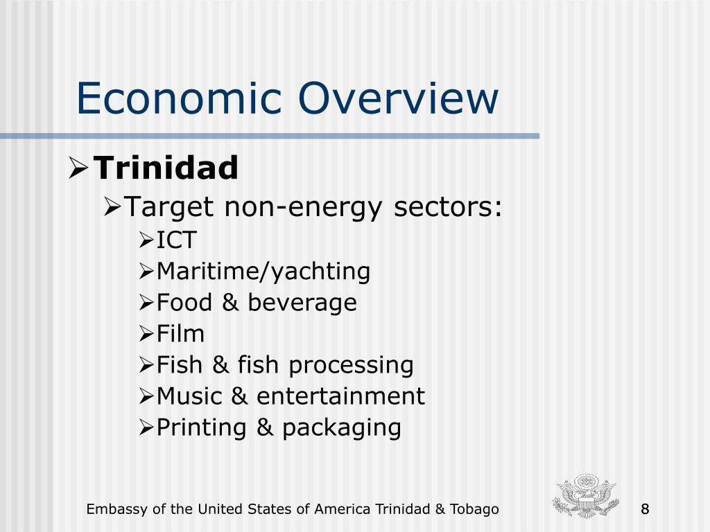 Economic Overview