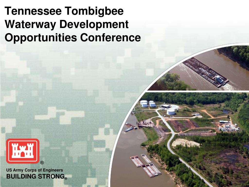 Tennessee Tombigbee Waterway Development Opportunities Conference