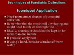 techniques of paediatric collections tourniquet application
