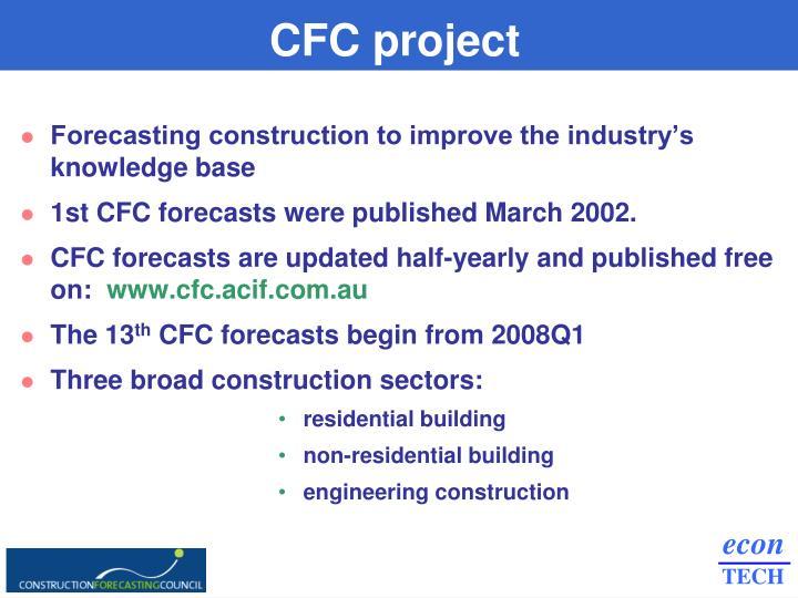 Cfc project