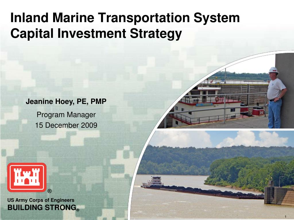 inland marine transportation system capital investment strategy l.