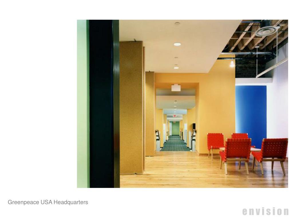 Greenpeace USA Headquarters