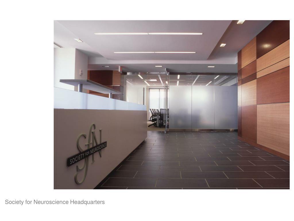 Society for Neuroscience Headquarters