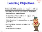 learning objectives20
