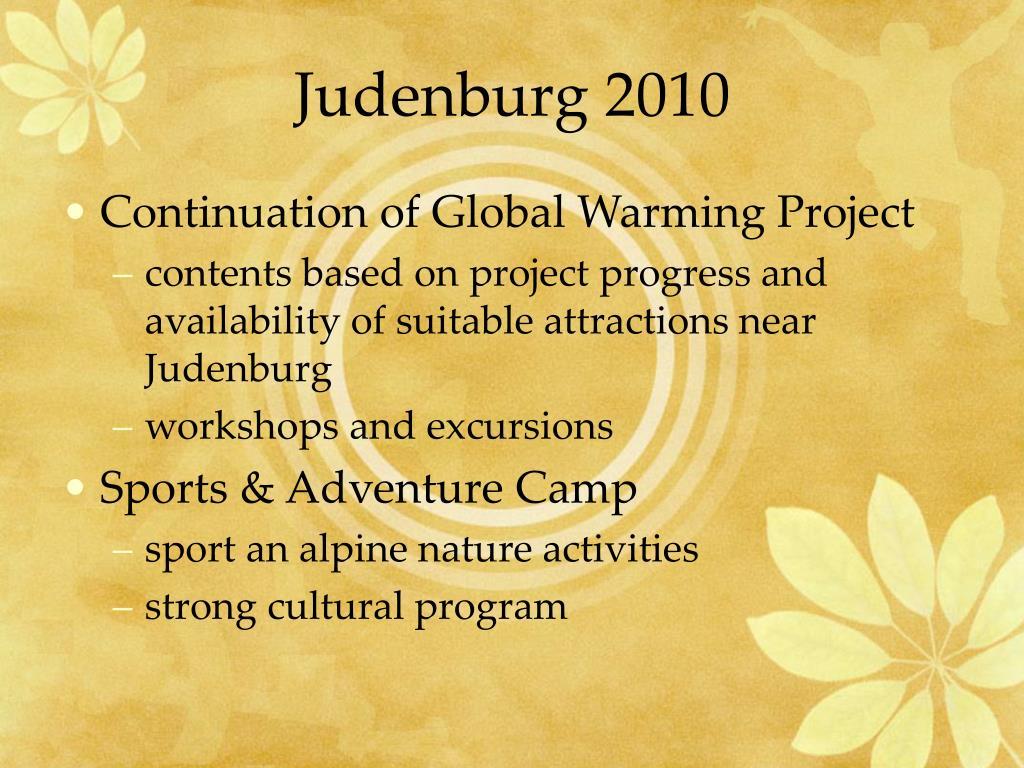 Judenburg 2010