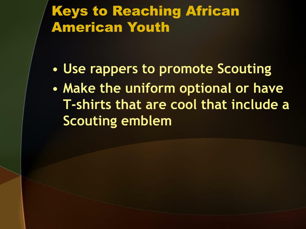 Keys to Reaching African American Youth