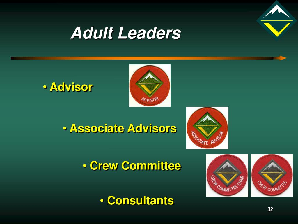 Adult Leaders