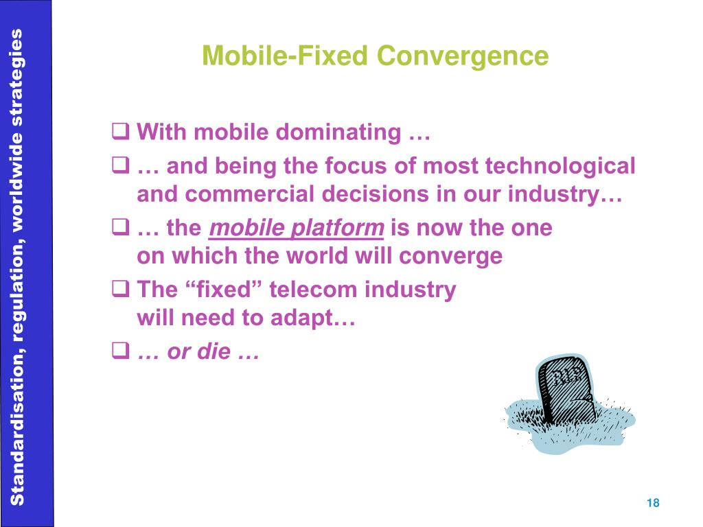 Mobile-Fixed Convergence