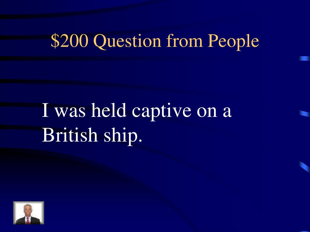 $200 Question from People