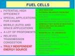 fuel cells18