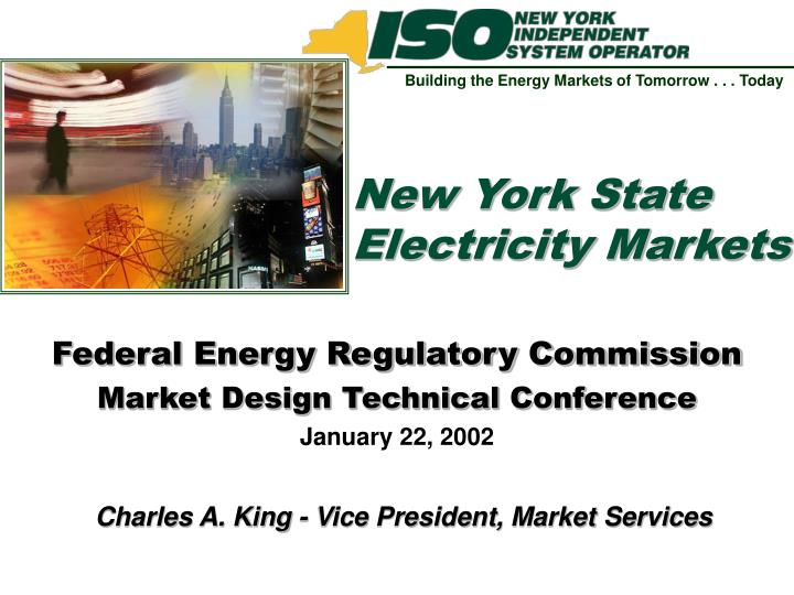 new york state electricity markets n.
