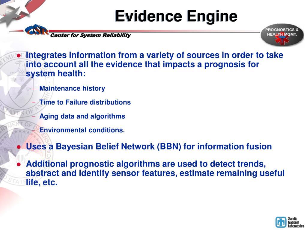 Evidence Engine