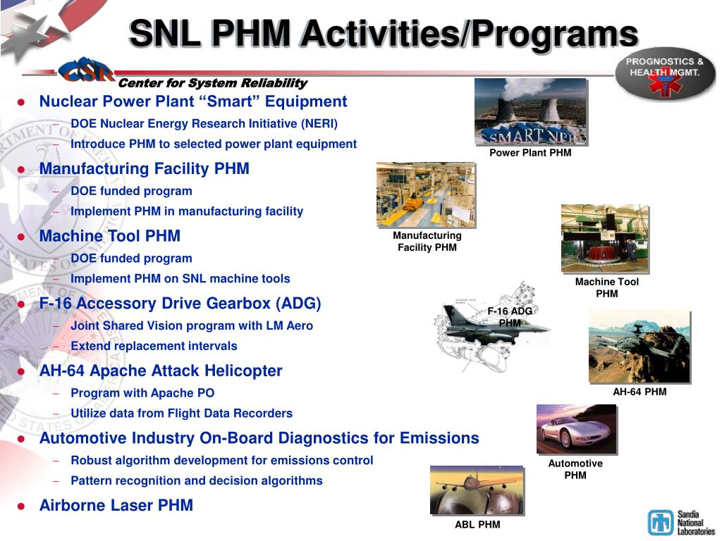 Power Plant PHM