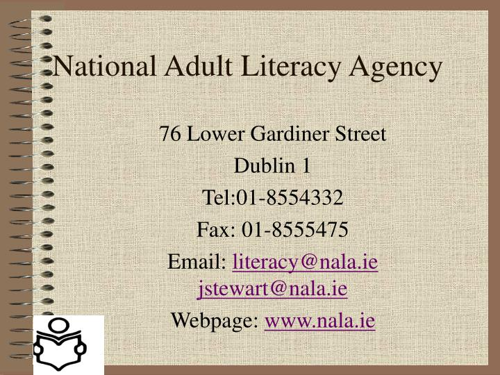National Adult Literacy Agency