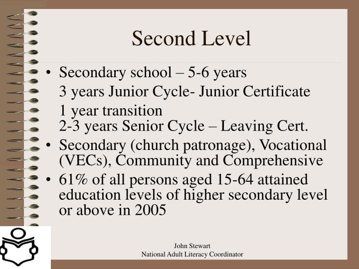 Second Level