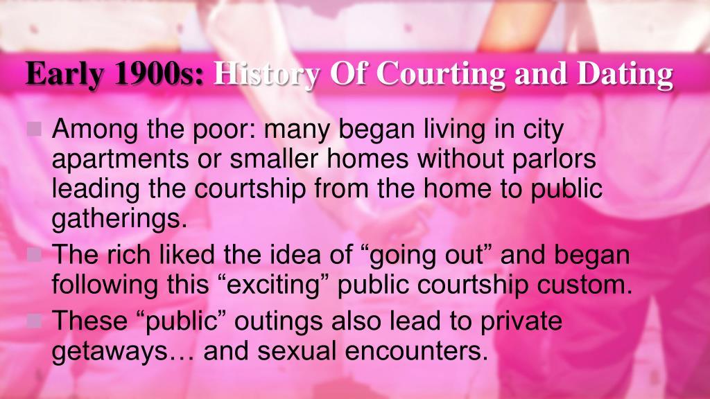 Dating og courtship ppt