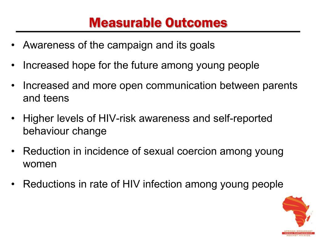 Measurable Outcomes