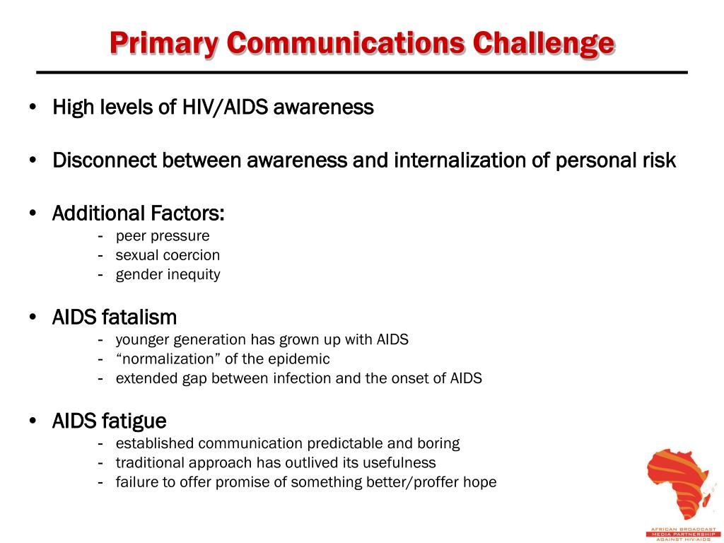 Primary Communications Challenge