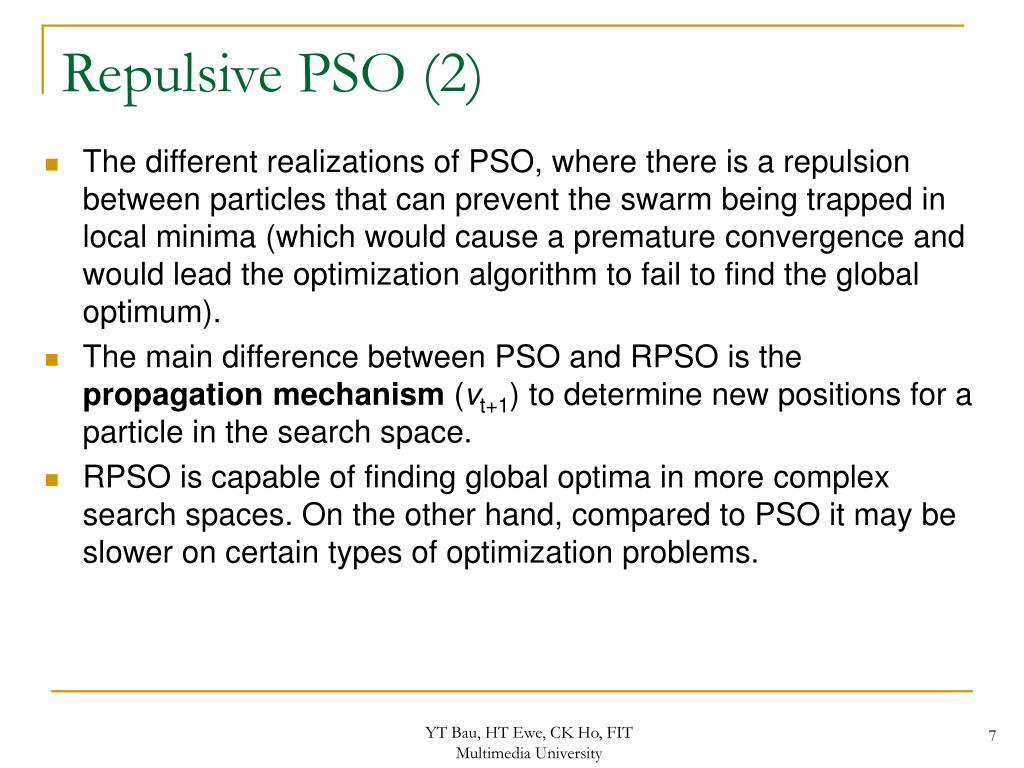 Repulsive PSO (2)