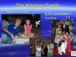 the wiseman family
