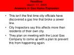headline march 17 2006 answers in gas home explosion15