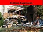 indiana explosion