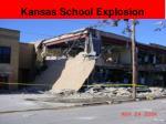 kansas school explosion