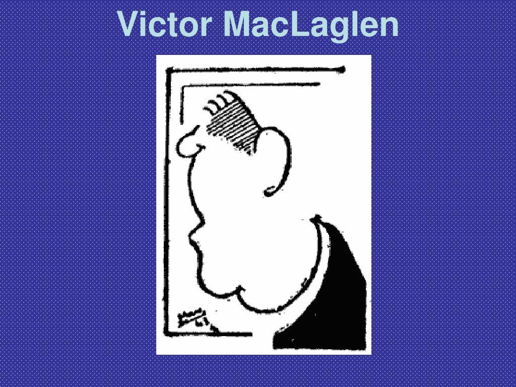 Victor MacLaglen