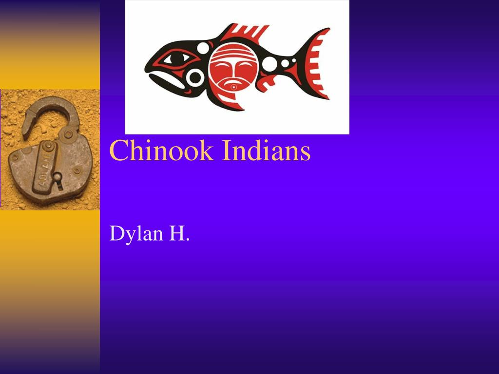 chinook indians l.
