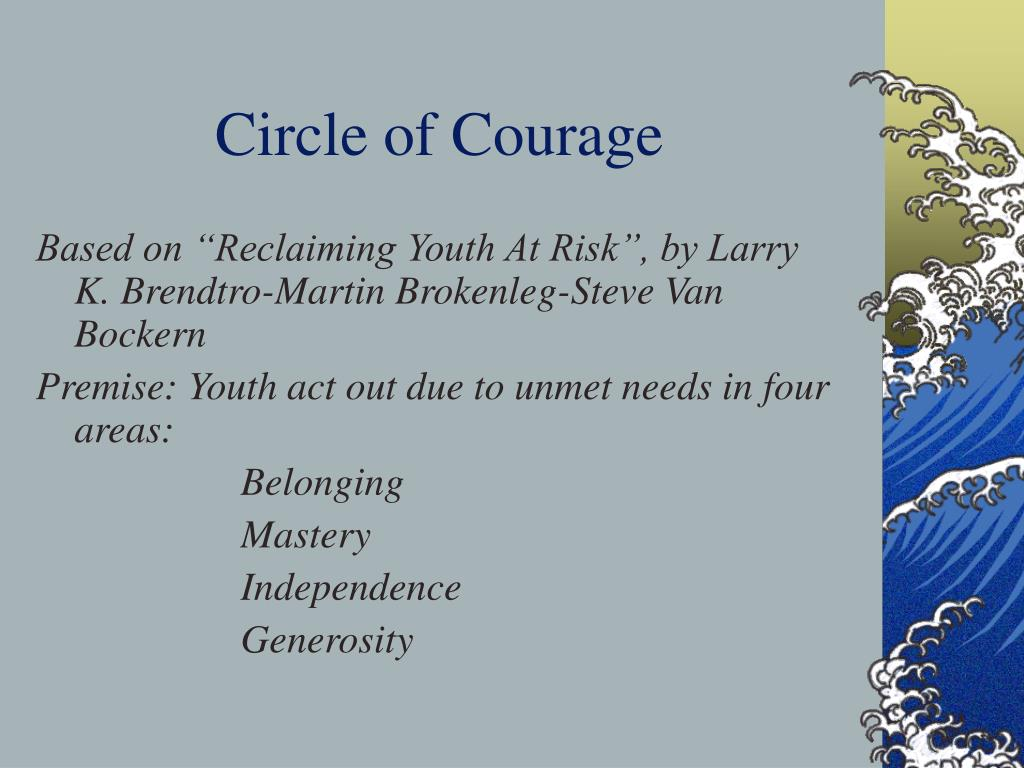 circle of courage l.