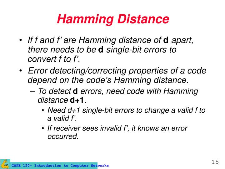 Hamming Distance