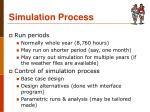 simulation process10