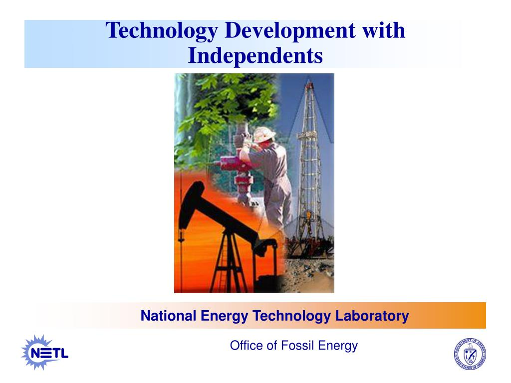 technology development with independents l.
