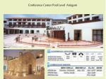 conference center pool level antigoni