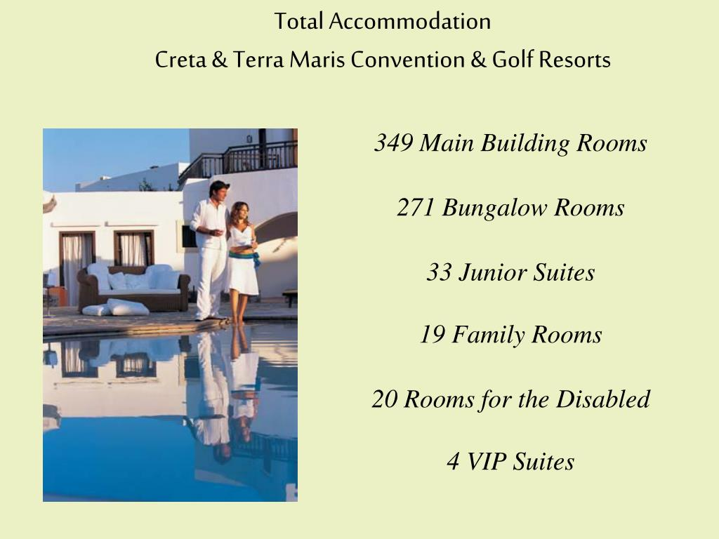Total Accommodation