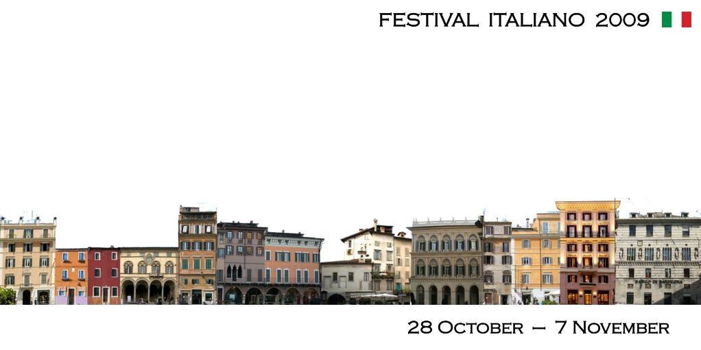 FESTIVAL  ITALIANO  2009