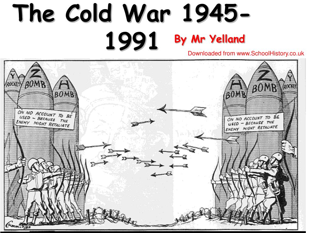 the cold war 1945 1991 l.