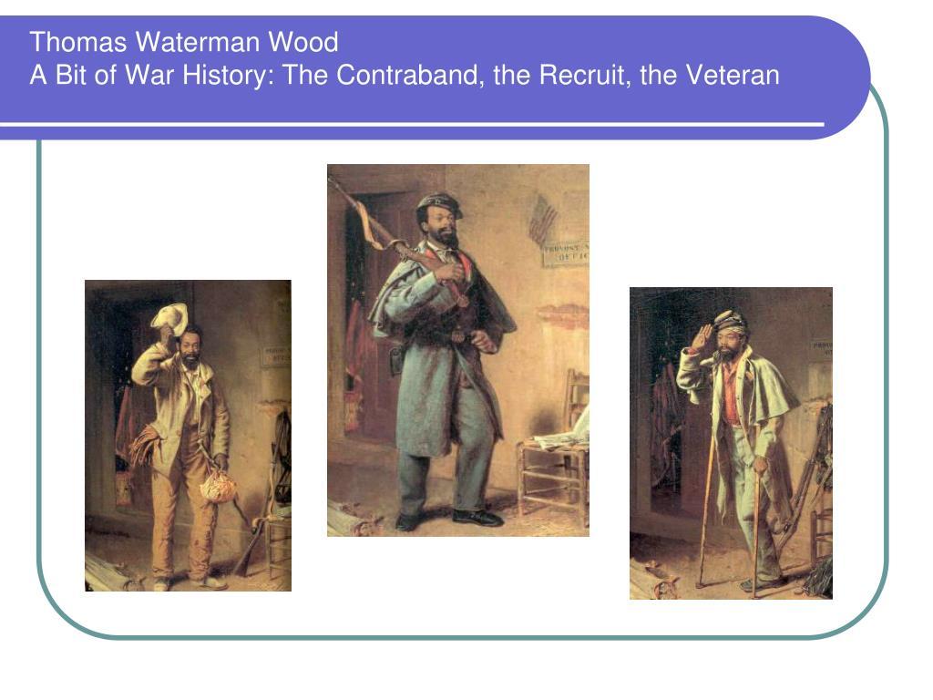 Thomas Waterman Wood