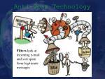 anti spam technology