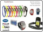 sports watches heart monitors and accessories
