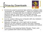 drive by downloads45
