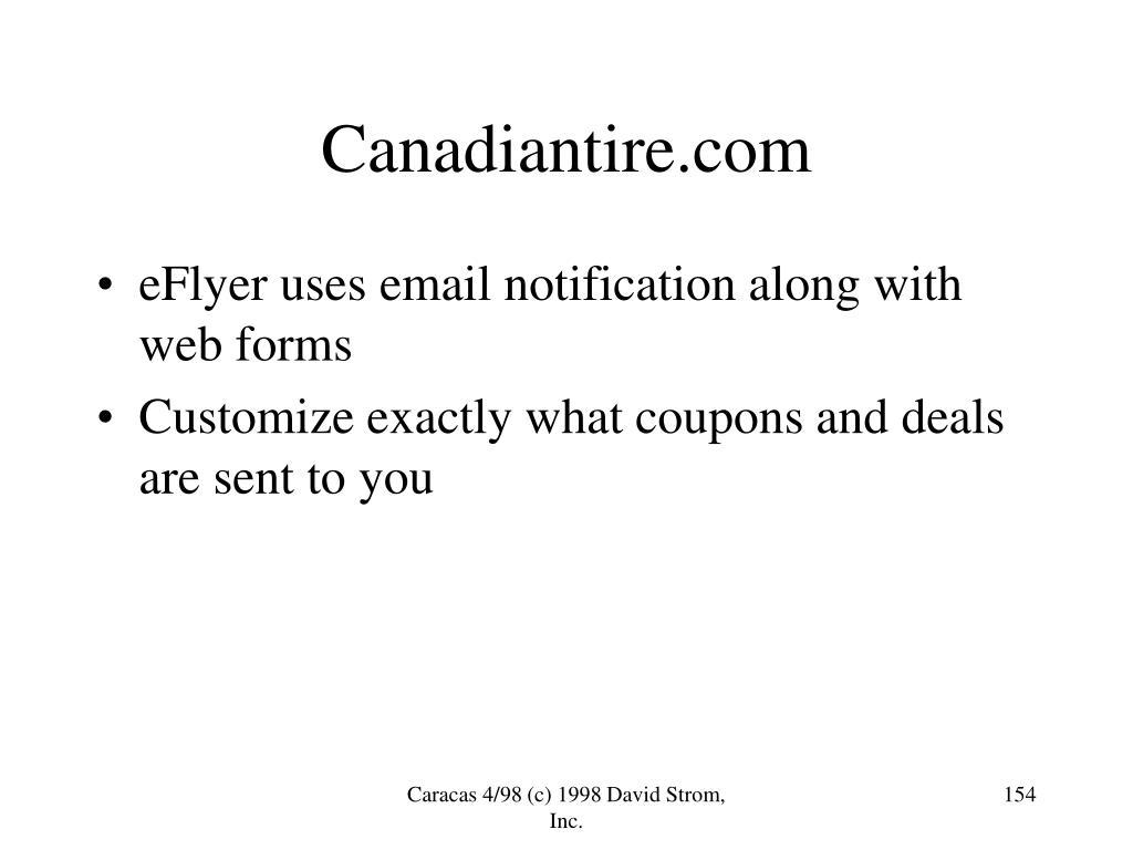 Canadiantire.com