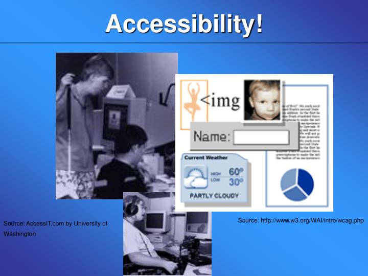 accessibility n.