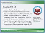 gewalt im web 2 0